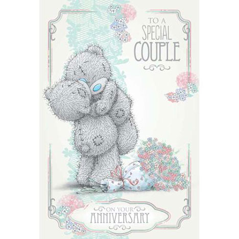 Special Couple Me to You Bear Anniversary Card  £2.49