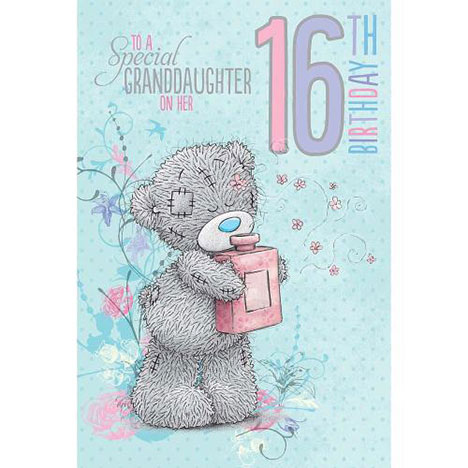 Granddaughter 16th Birthday Me to You Bear Card  £2.49