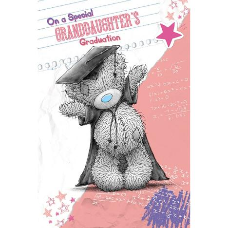 Granddaughters Graduation Me to You Bear Card  £2.49