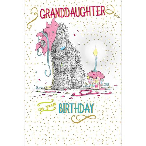 Granddaughter Birthday Me to You Bear Card  £2.49
