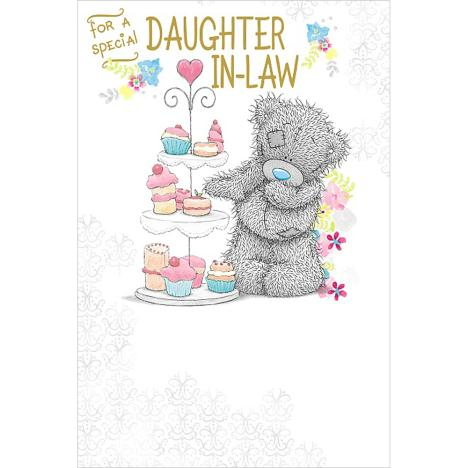 Daughter–In–Law Birthday Me to You Bear Card  £2.49