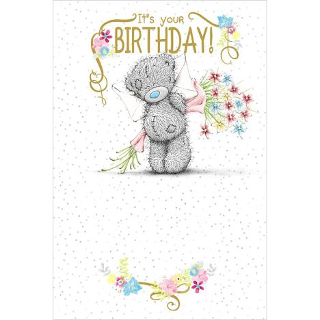 Its Your Birthday Me to You Bear Card  £2.49