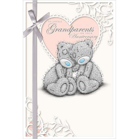 Grandparents Me to You Bear Anniversary Card  £2.49