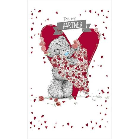 For My Partner Me to You Bear Birthday Card  £2.49
