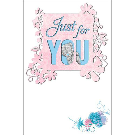 Just For You Birthday Me to You Bear Card  £3.79