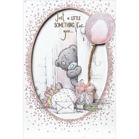 Little Something For You Me to You Bear Card  £3.79