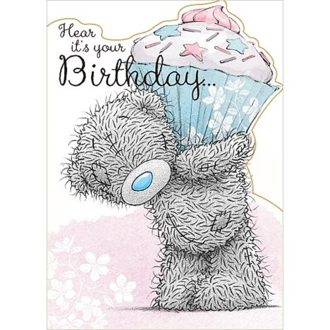 Giant Cupcake Me to You Bear Birthday Card  £1.79