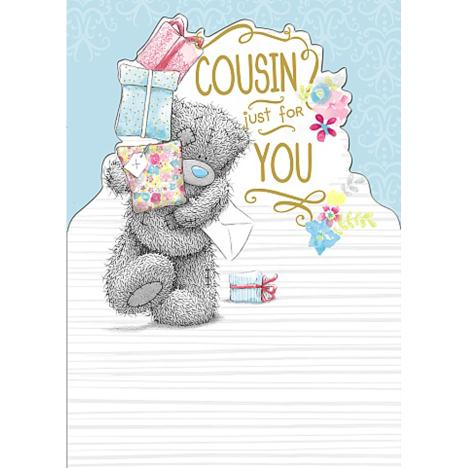 Cousin Birthday Me to You Bear Card  £1.79