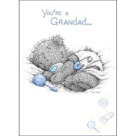 You Are a Grandad Me to You Bear Card  £1.60