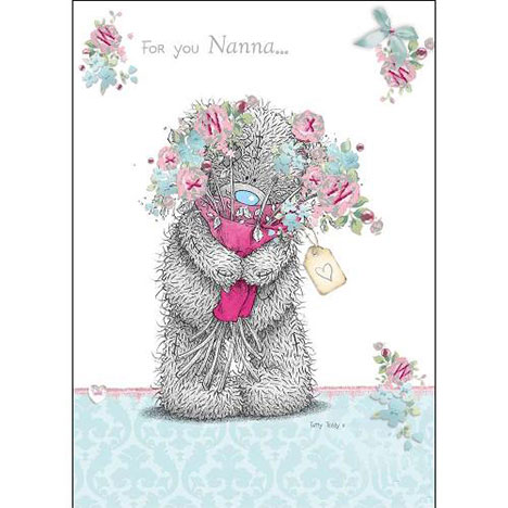 Nana Birthday Me to You Bear Card  £1.60