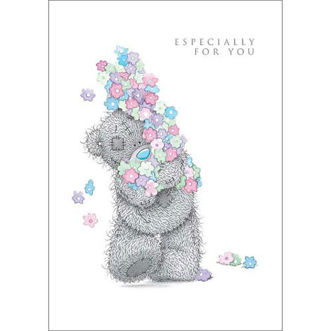 Especially For You Me to You Bear Card  £1.69