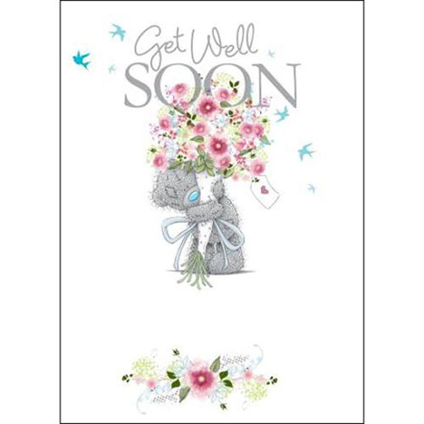 Get Well Soon Me to You Bear Card  £1.79