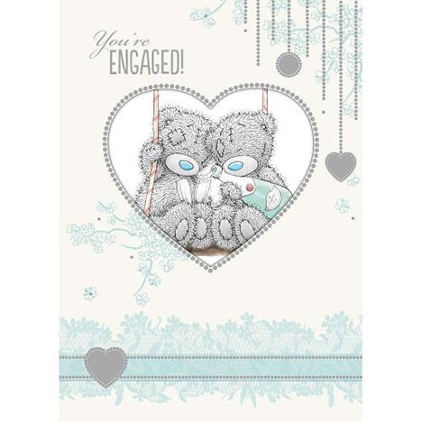Engagement Me to You Bear Card   £1.79