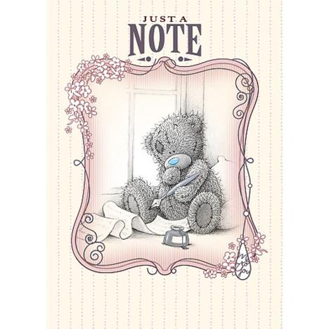 Just A Note Me to You Bear Card  £1.79