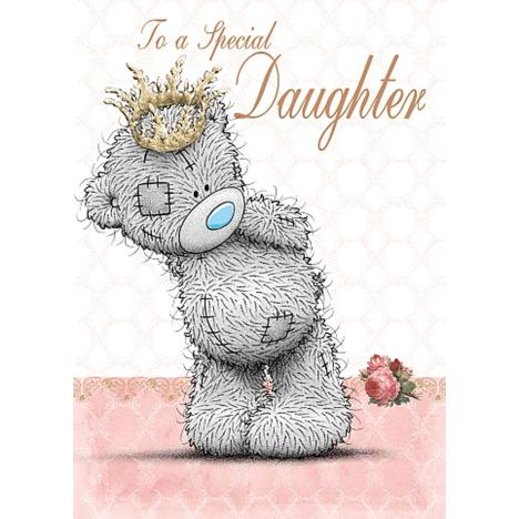 Special Daughter Me to You Bear Birthday Card  £1.79