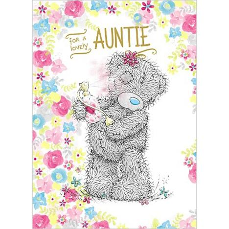 Auntie Birthday Me to You Bear Card  £1.79