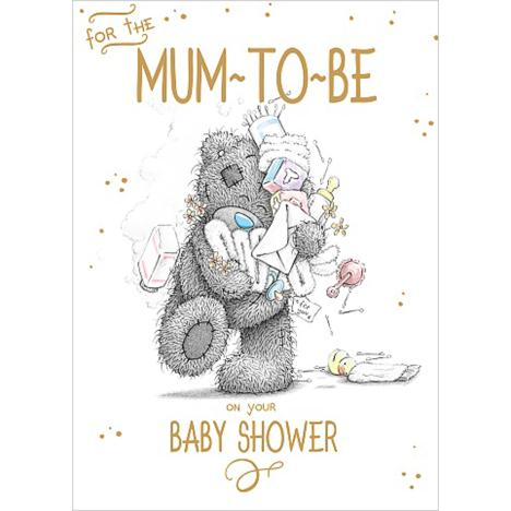 Mum-To-Be Baby Shower Me to You Bear Card  £1.79