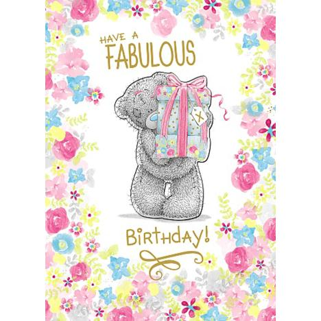 Fabulous Birthday Me to You Bear Card  £2.69