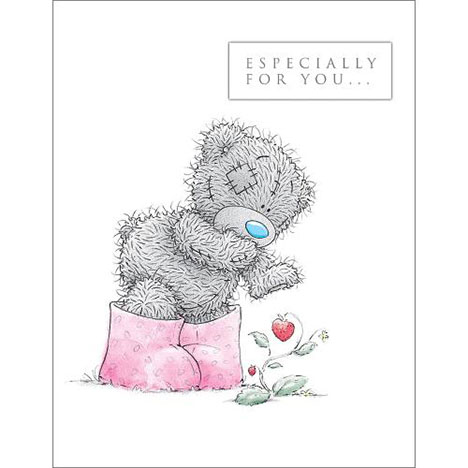 Especially For You Me to You Bear Birthday Card  £2.49
