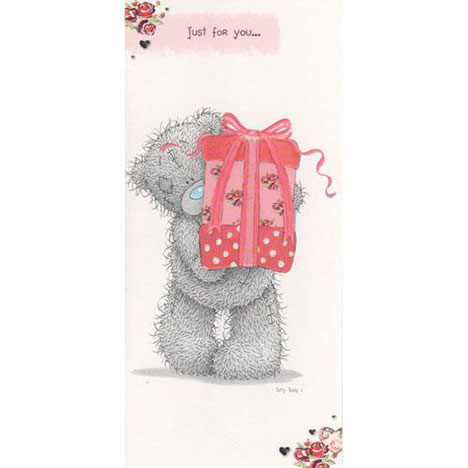 Just for You Birthday Me to You Bear Card  £1.80