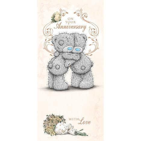 On Your Anniversary Me to You Bear Card  £1.89