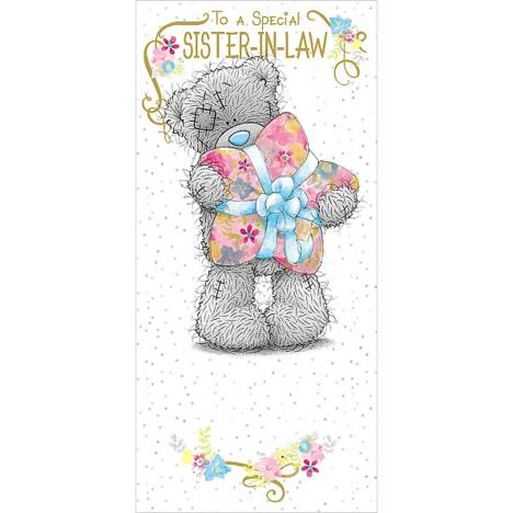 Sister-In-Law Birthday Me to You Bear Card  £1.89