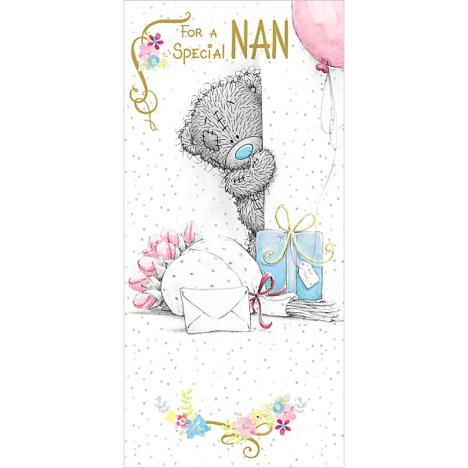 Special Nan Birthday Me to You Bear Card  £1.89