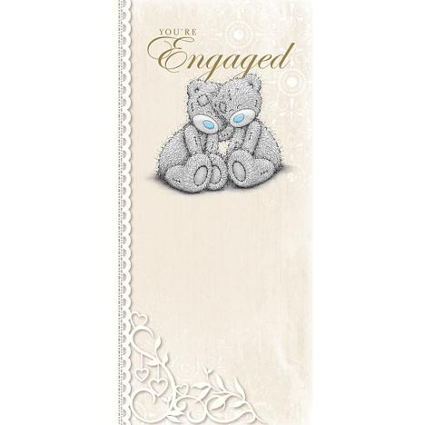Me to You Bear Engagement Card  £1.89