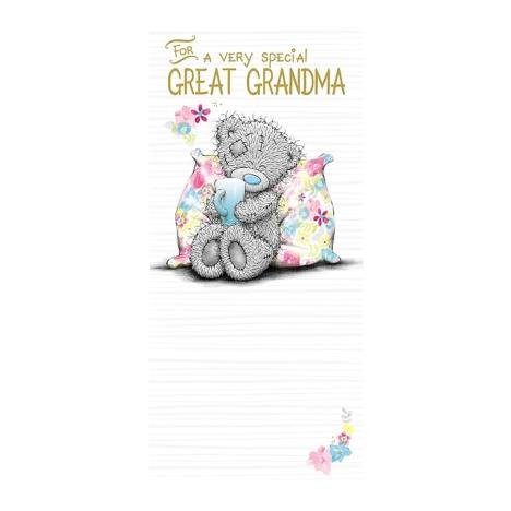Very Special Great Grandma Me to You Bear Birthday Card  £1.89