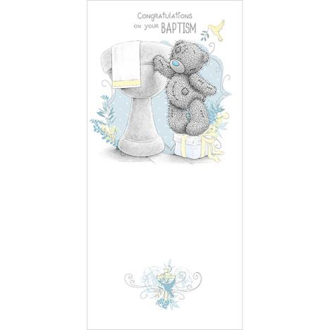 Congratulations on Your Baptism Me to You Bear Card  £1.89