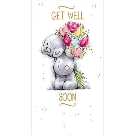 Get Well Soon Me to You Bear Card  £2.19