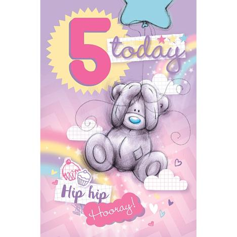 5 Today Me to You Bear Birthday Card  £1.79
