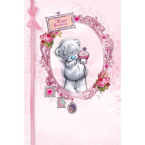 Happy Birthday Sketchbook Me to You Bear Card  £2.40