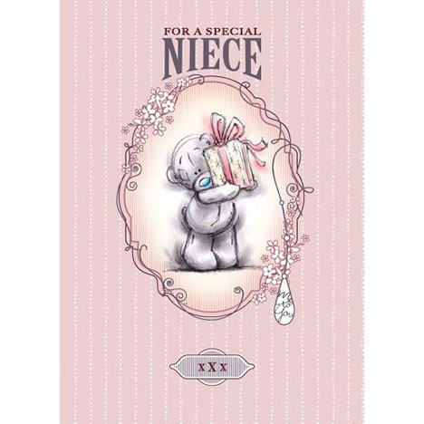 Niece Birthday Me to You Bear Card  £1.79