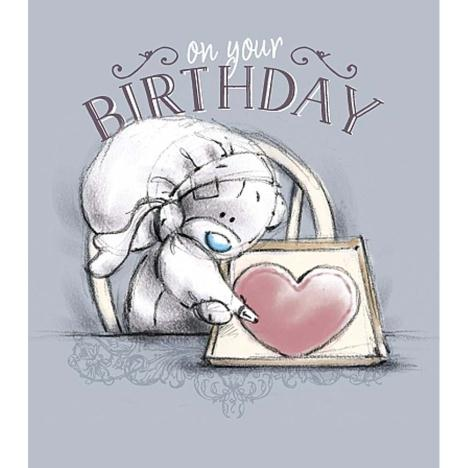 On Your Birthday Me to You Bear Card  £1.89