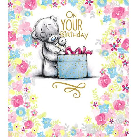 On Your Birthday Me to You Bear Birthday Card  £1.89