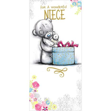 Wonderful Niece Birthday Me to You Bear Card  £1.89