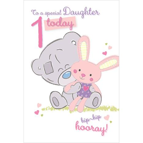 Daughter 1st Birthday Me to You Bear Card  £2.49