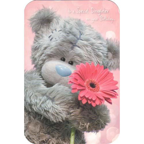 Special Daughter Me to You Bear Card  £2.40