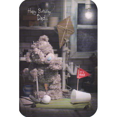 Dad Birthday Me to You Bear Card  £2.40