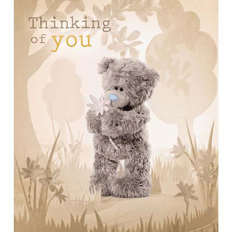 Thinking of You Photo Finish Me to You Bear Card  £1.89