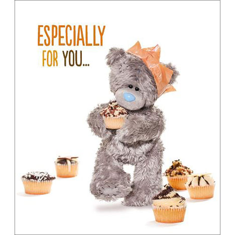 Especially For You Me to You Bear Birthday Card  £1.89