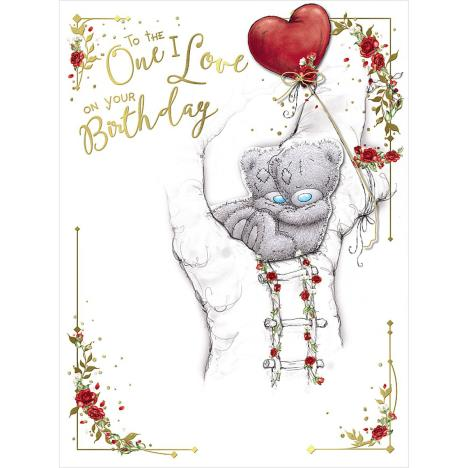 One I Love Birthday Me to You Bear Boxed Card   £9.99