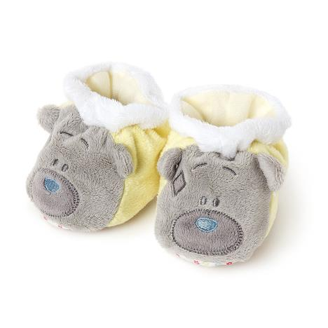 Tiny Tatty Teddy Boxed Baby Booties  £9.99