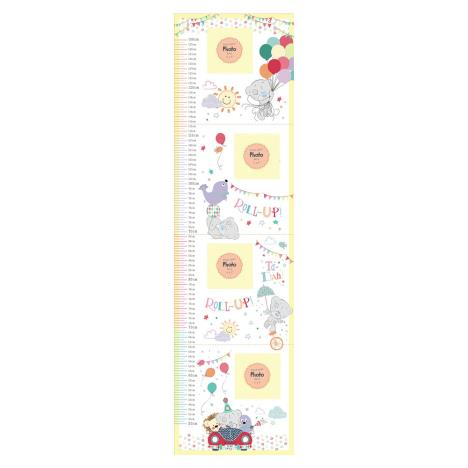 Tiny Tatty Teddy Me To You Bear Height Chart  £7.99