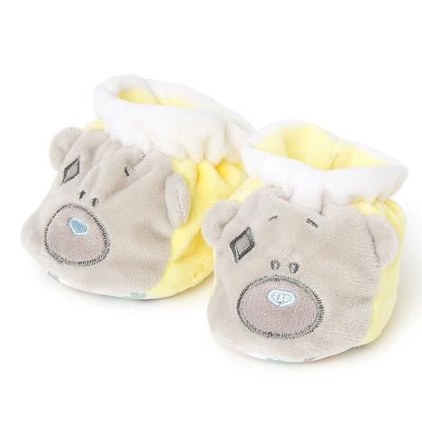 Tiny Tatty Teddy Me to You Boxed Baby Booties Size 3-6 mths  £9.99