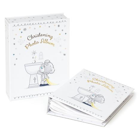 Tiny Tatty Teddy Me to You Bear Boxed Christening Photo Album  £13.99