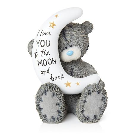 Love You To The Moon And Back Me to You Bear Figurine   £18.50