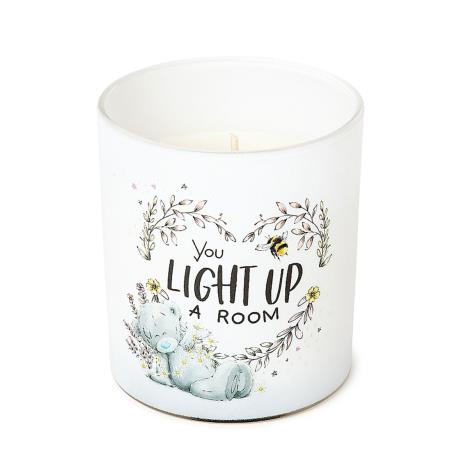 You Light Up A Room Me to You Bear Scented Candle  £6.99