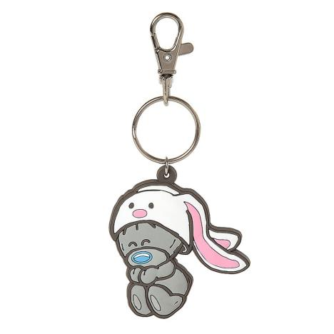 My Dinky Rabbit Hat Me To You Bear PVC Key Ring  £1.99